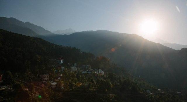 McLeod-Ganj-Sunrise